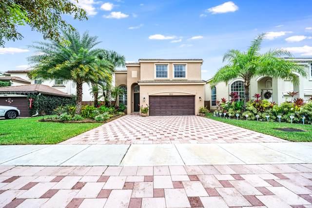 2511 Sawyer Terrace, Wellington, FL 33414 (MLS #RX-10680141) :: Miami Villa Group