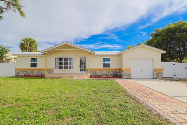 461 SW Bayshore Blvd. Boulevard, Port Saint Lucie, FL 34983 (MLS #RX-10680148) :: THE BANNON GROUP at RE/MAX CONSULTANTS REALTY I