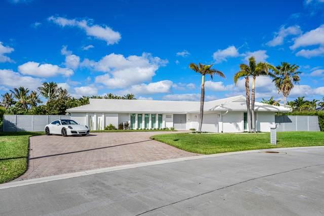 1190 Manor Drive, Singer Island, FL 33404 (MLS #RX-10680149) :: Laurie Finkelstein Reader Team