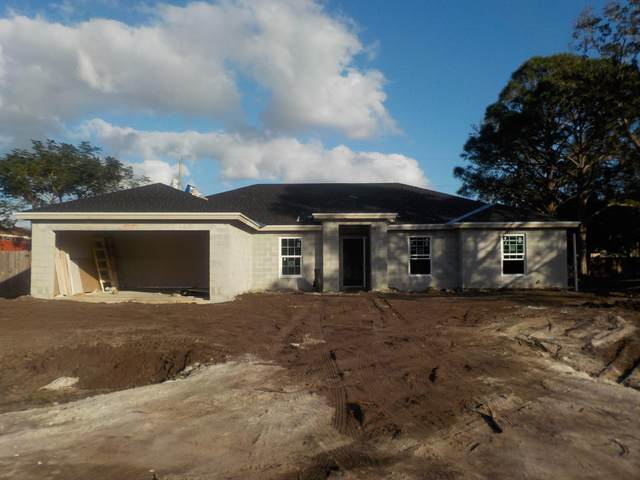 1961 SW Ember Street, Port Saint Lucie, FL 34953 (MLS #RX-10680254) :: THE BANNON GROUP at RE/MAX CONSULTANTS REALTY I