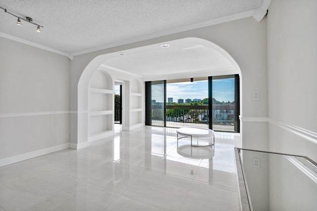 2000 Presidential Way #504, West Palm Beach, FL 33401 (#RX-10680301) :: Ryan Jennings Group