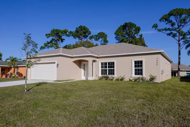 641 SW Estate Avenue, Port Saint Lucie, FL 34953 (MLS #RX-10680333) :: Miami Villa Group