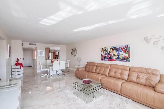7290 Kinghurst Drive #607, Delray Beach, FL 33446 (#RX-10680334) :: Signature International Real Estate