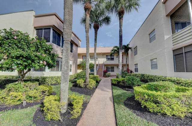 342 Burgundy H, Delray Beach, FL 33484 (#RX-10680344) :: Signature International Real Estate
