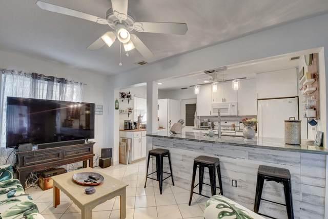 1512 SW 21st Street, Boynton Beach, FL 33426 (MLS #RX-10680359) :: Berkshire Hathaway HomeServices EWM Realty
