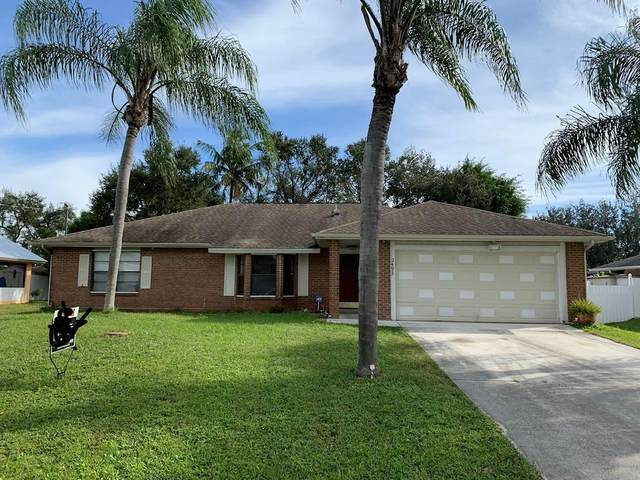 2493 SW Hinchman Street, Port Saint Lucie, FL 34984 (MLS #RX-10680362) :: THE BANNON GROUP at RE/MAX CONSULTANTS REALTY I