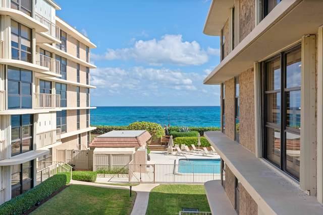3200 S Ocean Boulevard A303, Palm Beach, FL 33480 (#RX-10680419) :: The Rizzuto Woodman Team