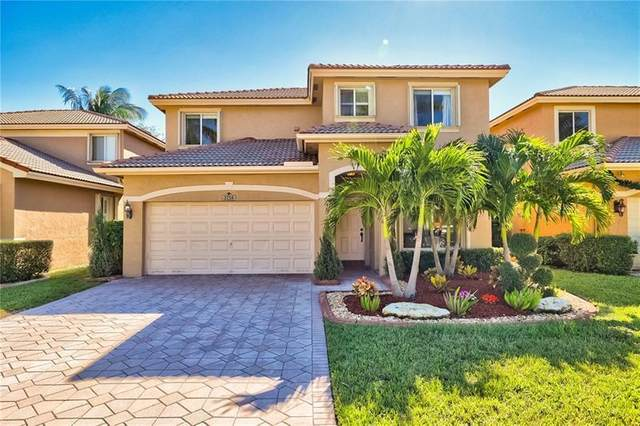3758 Woodfield Court, Coconut Creek, FL 33073 (MLS #RX-10680437) :: THE BANNON GROUP at RE/MAX CONSULTANTS REALTY I