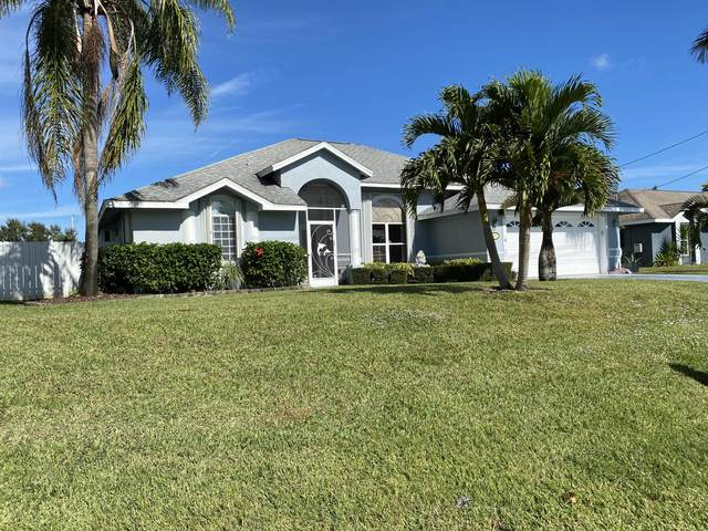 597 SW Whitmore Drive, Port Saint Lucie, FL 34984 (MLS #RX-10680440) :: THE BANNON GROUP at RE/MAX CONSULTANTS REALTY I