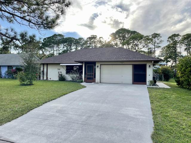 5358 SE Celestial Circle, Stuart, FL 34997 (MLS #RX-10680468) :: THE BANNON GROUP at RE/MAX CONSULTANTS REALTY I