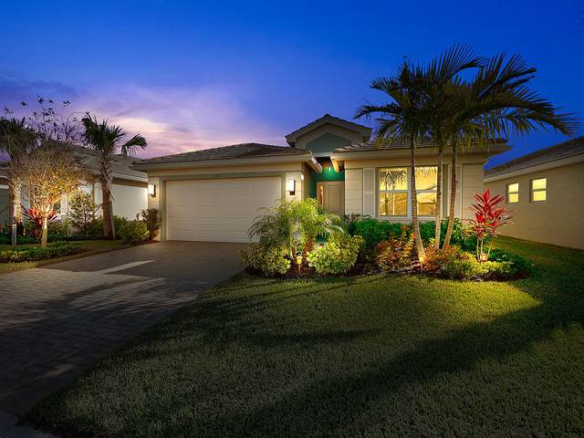 12186 SW Jasper Lake Way, Port Saint Lucie, FL 34987 (MLS #RX-10680486) :: THE BANNON GROUP at RE/MAX CONSULTANTS REALTY I