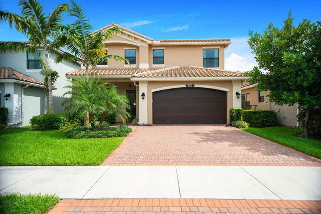 8072 Cactus Quartz Circle, Delray Beach, FL 33446 (MLS #RX-10680496) :: THE BANNON GROUP at RE/MAX CONSULTANTS REALTY I