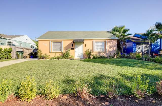 318 S B Street, Lake Worth Beach, FL 33460 (#RX-10680513) :: Treasure Property Group