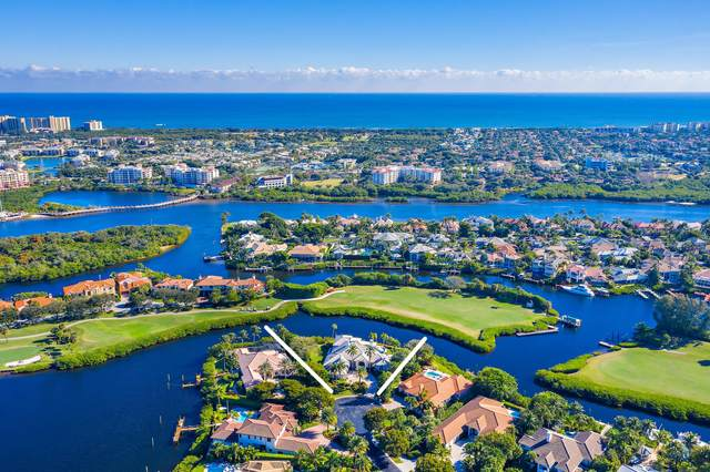 3388 Barrow Island Road, Jupiter, FL 33477 (MLS #RX-10680517) :: THE BANNON GROUP at RE/MAX CONSULTANTS REALTY I