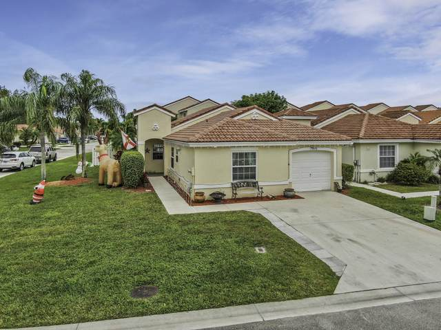7945 Highsmith Court #7945, Lake Worth, FL 33467 (MLS #RX-10680523) :: THE BANNON GROUP at RE/MAX CONSULTANTS REALTY I