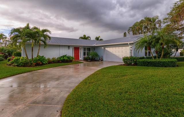 20 Country Club Circle, Tequesta, FL 33469 (MLS #RX-10680583) :: THE BANNON GROUP at RE/MAX CONSULTANTS REALTY I