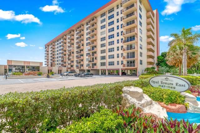 1147 Hillsboro Mile #801, Hillsboro Beach, FL 33062 (#RX-10680595) :: The Power of 2 | Century 21 Tenace Realty
