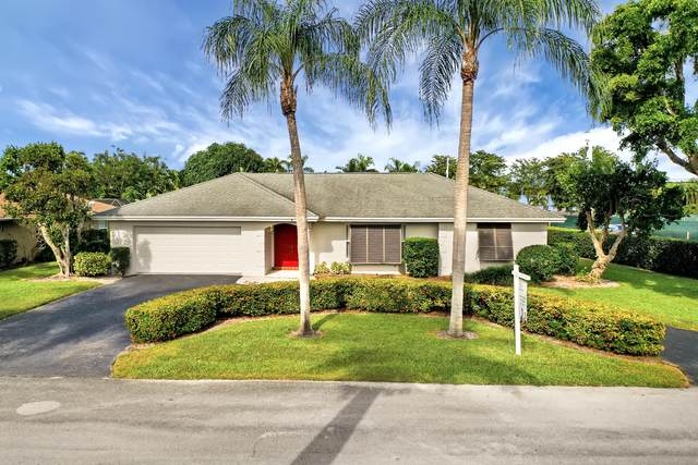 1 NW 24th Court, Delray Beach, FL 33444 (MLS #RX-10680596) :: THE BANNON GROUP at RE/MAX CONSULTANTS REALTY I