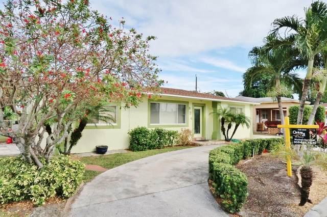 934 W 2nd Street, Riviera Beach, FL 33404 (MLS #RX-10680644) :: THE BANNON GROUP at RE/MAX CONSULTANTS REALTY I