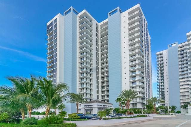 1 Water Club Way #402, North Palm Beach, FL 33408 (#RX-10680656) :: The Power of 2   Century 21 Tenace Realty