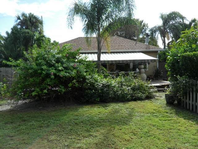 518 33rd Street, West Palm Beach, FL 33407 (MLS #RX-10680672) :: Miami Villa Group