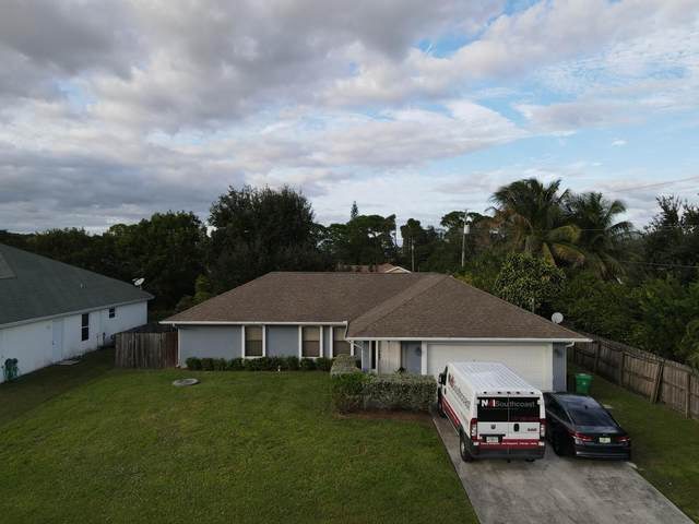 1005 SW Mataro Avenue, Port Saint Lucie, FL 34953 (MLS #RX-10680754) :: THE BANNON GROUP at RE/MAX CONSULTANTS REALTY I