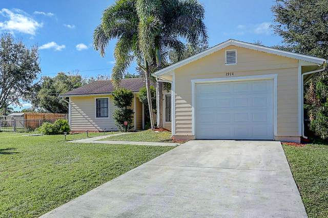1914 SW Aguero Street, Port Saint Lucie, FL 34953 (MLS #RX-10680775) :: THE BANNON GROUP at RE/MAX CONSULTANTS REALTY I