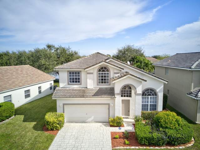3577 Old Lighthouse Circle, Wellington, FL 33414 (MLS #RX-10680809) :: The Jack Coden Group