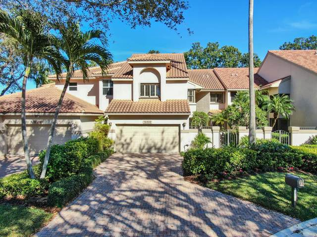 13900 Parc Drive, Palm Beach Gardens, FL 33410 (MLS #RX-10680825) :: THE BANNON GROUP at RE/MAX CONSULTANTS REALTY I