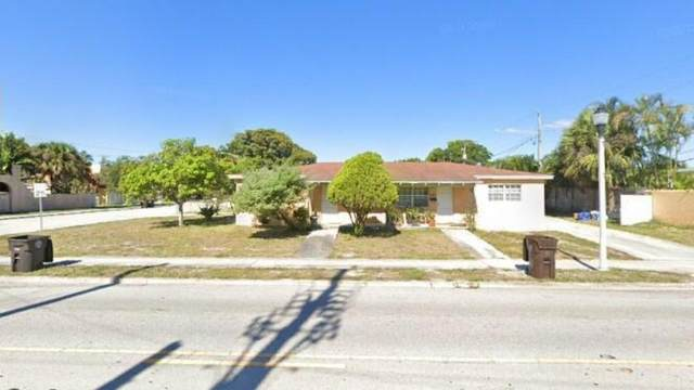 2741 Parker Avenue, West Palm Beach, FL 33405 (#RX-10680832) :: Posh Properties