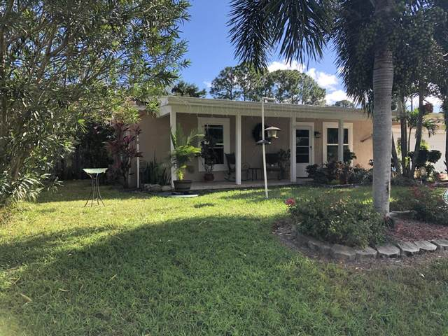 1119 SW Addie Street, Port Saint Lucie, FL 34983 (MLS #RX-10680885) :: Laurie Finkelstein Reader Team