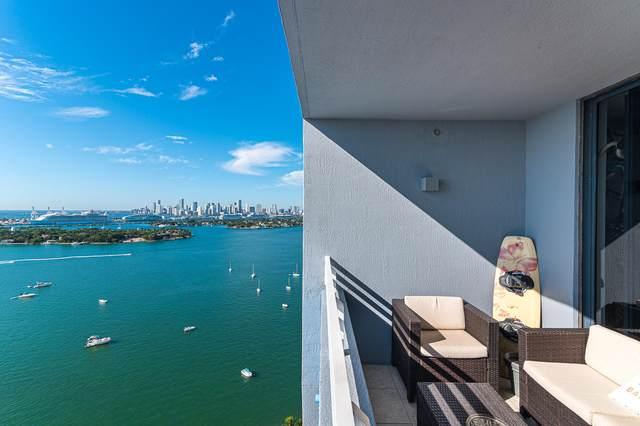 1330 West Avenue #2712, Miami Beach, FL 33139 (MLS #RX-10680904) :: Berkshire Hathaway HomeServices EWM Realty