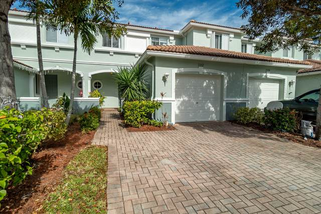 2202 Oakmont Drive, Riviera Beach, FL 33404 (MLS #RX-10680920) :: Castelli Real Estate Services