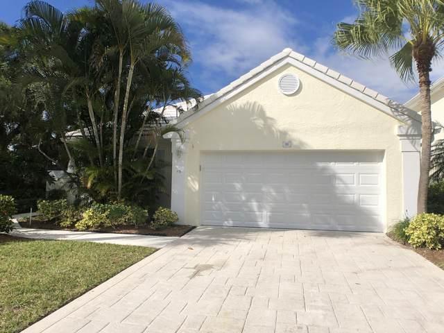 16 Blenheim Court, Palm Beach Gardens, FL 33418 (MLS #RX-10680930) :: Laurie Finkelstein Reader Team