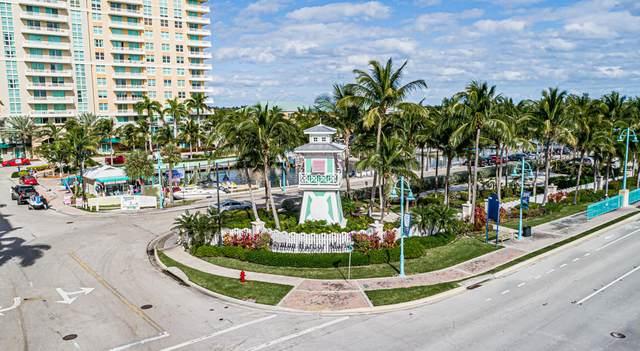 100 NE 6th Street #501, Boynton Beach, FL 33435 (#RX-10680939) :: The Rizzuto Woodman Team