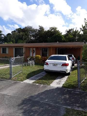 290 NW 183rd Terrace, Miami Gardens, FL 33169 (MLS #RX-10680951) :: Berkshire Hathaway HomeServices EWM Realty