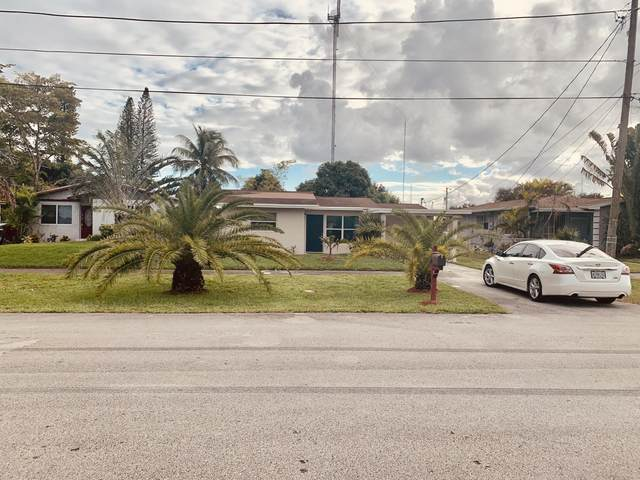 4930 SW 21st Street, Hollywood, FL 33023 (MLS #RX-10680952) :: Berkshire Hathaway HomeServices EWM Realty