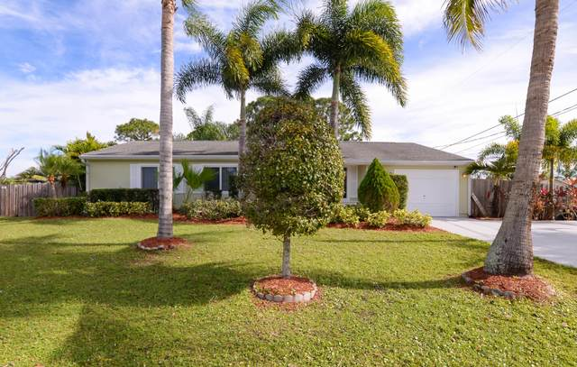 2115 SW Best Street, Port Saint Lucie, FL 34984 (MLS #RX-10680967) :: THE BANNON GROUP at RE/MAX CONSULTANTS REALTY I