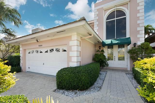 7800 Travelers Tree Drive, Boca Raton, FL 33433 (#RX-10680978) :: Ryan Jennings Group