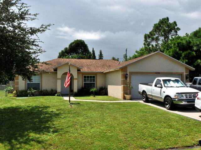 1844 SE Gifford Street, Port Saint Lucie, FL 34952 (MLS #RX-10680993) :: THE BANNON GROUP at RE/MAX CONSULTANTS REALTY I