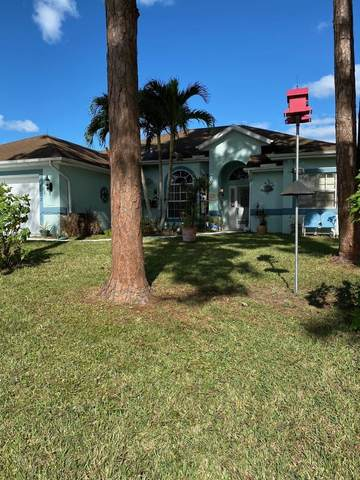 1873 SW Buttercup Avenue, Port Saint Lucie, FL 34953 (MLS #RX-10680999) :: THE BANNON GROUP at RE/MAX CONSULTANTS REALTY I