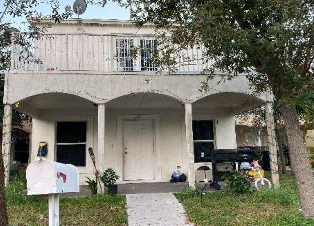 211 N D Street, Lake Worth, FL 33460 (MLS #RX-10681027) :: THE BANNON GROUP at RE/MAX CONSULTANTS REALTY I