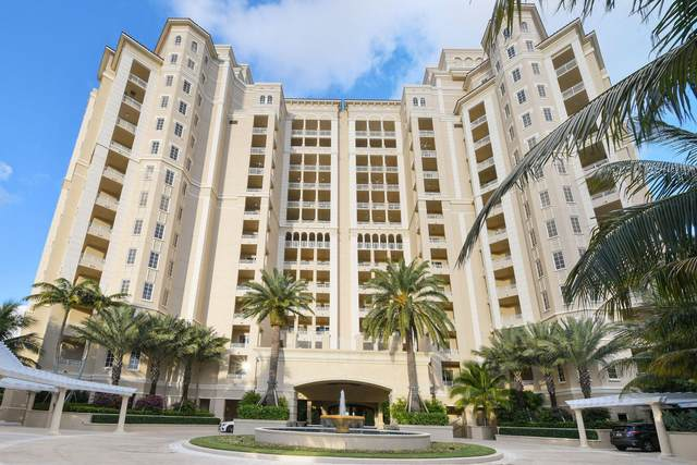 622 N Flagler Drive #602, West Palm Beach, FL 33401 (#RX-10681076) :: Signature International Real Estate