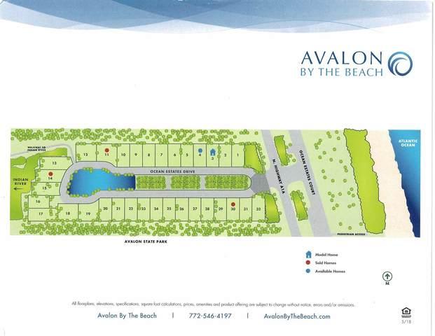 22 Ocean Estates Drive, Fort Pierce, FL 34949 (MLS #RX-10681105) :: Castelli Real Estate Services
