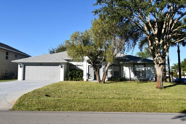 2062 SW Sunglow Street, Port Saint Lucie, FL 34953 (MLS #RX-10681129) :: THE BANNON GROUP at RE/MAX CONSULTANTS REALTY I
