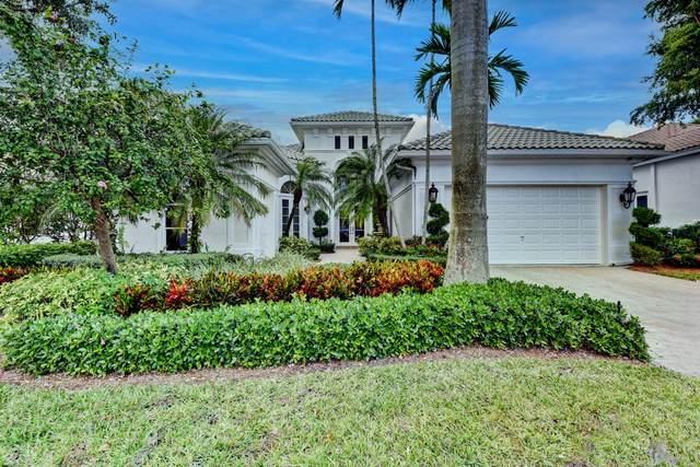7809 Palencia Way, Delray Beach, FL 33446 (MLS #RX-10681169) :: Miami Villa Group