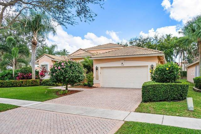 7642 New Ellenton Drive, Boynton Beach, FL 33437 (MLS #RX-10681195) :: Laurie Finkelstein Reader Team
