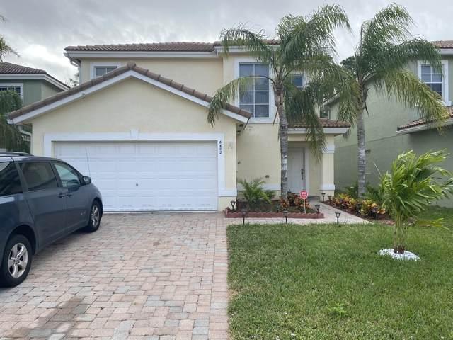 6402 Adriatic Way, Greenacres, FL 33413 (MLS #RX-10681233) :: Miami Villa Group