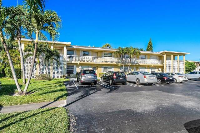 1121 Cactus Terrace #203, Delray Beach, FL 33445 (#RX-10681236) :: Signature International Real Estate