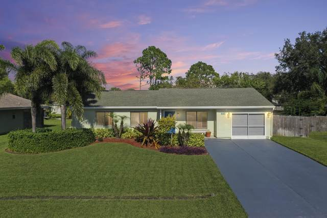 441 SE Lancaster Avenue, Port Saint Lucie, FL 34984 (MLS #RX-10681284) :: THE BANNON GROUP at RE/MAX CONSULTANTS REALTY I